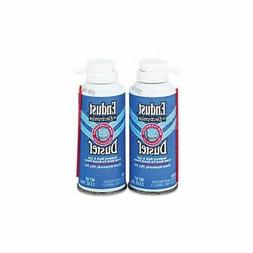 Endust Streak Free Duster 2-Pack, 3.5 Oz Non-Flammable with