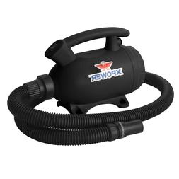 XPOWER A-5 2 HP 2 Speed Multi-Use Electronics Air Duster / D
