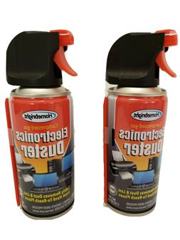 Dust Off Electronic Compressed Canned Air Duster Gas Duster