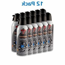 Falcon Dust-Off Compressed Air Electronics Lint Duster 10oz
