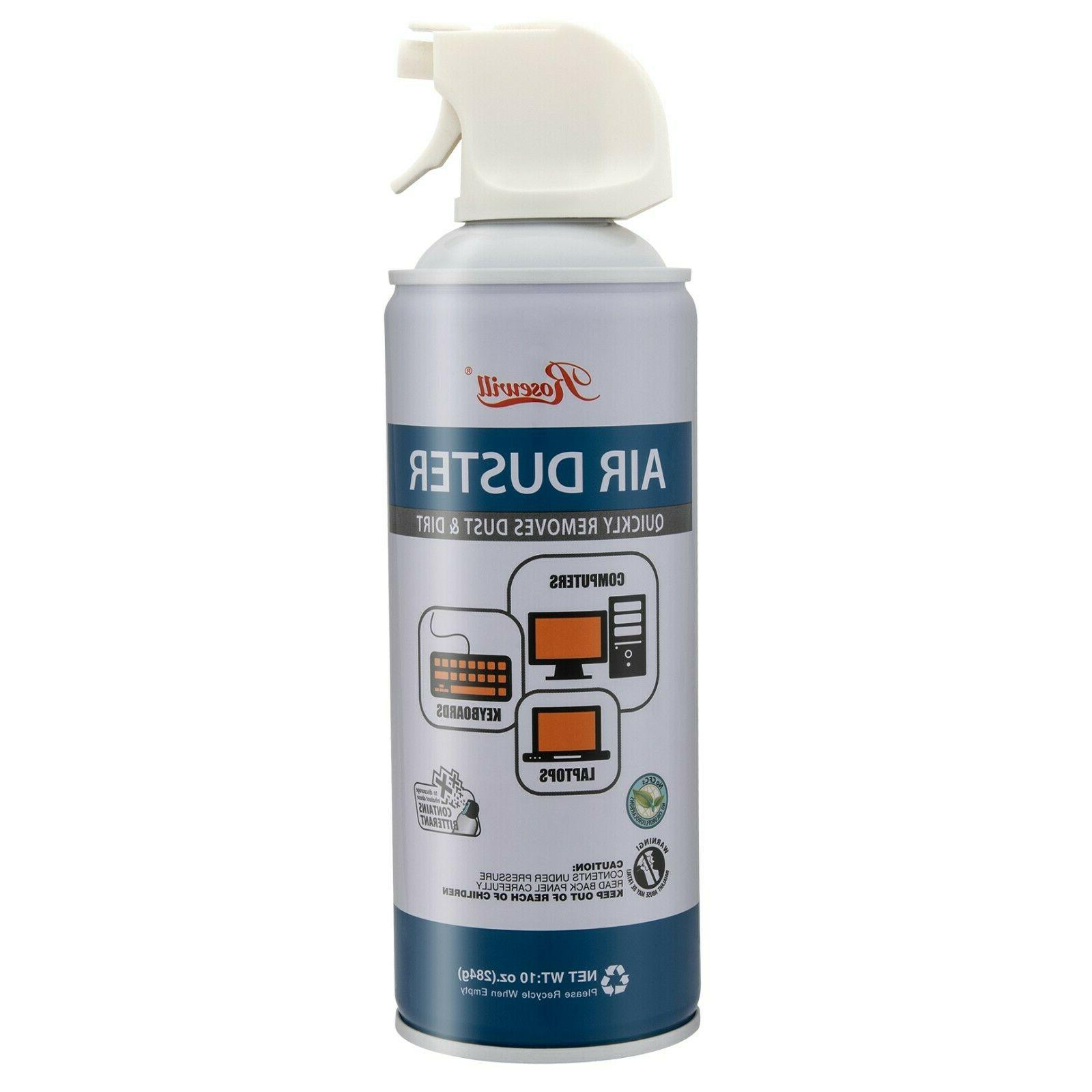 compressed air duster 10 oz gas duster