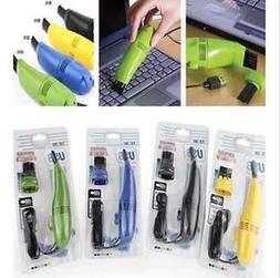 Mini USB Vacuum Keyboard Laptop Computer Notebook Fan Electr